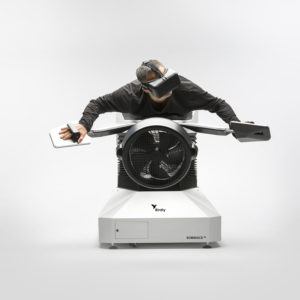 Birdly - simulateur de vol en realite virtuelle