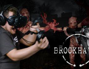 The Brookhaven Experiment , l'alliance d'un jeu de tir et d'un jeu d'horreur