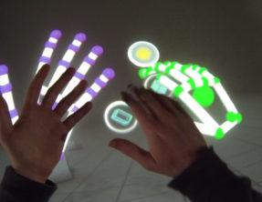 Leap Motion – Utilisez vos mains en realite virtuelle