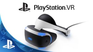 playstation vr - le casque de Sony leader sur console