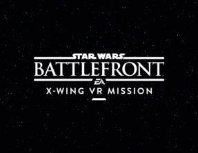 Star Wars : Battlefront X-Wing VR
