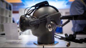 le tp cast de htc vive permet de jouer sans fil en realite virtuelle