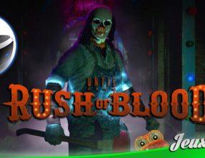 Until Dawn : Rush of Blood, évoluer dans un parc d'attraction d'horreur