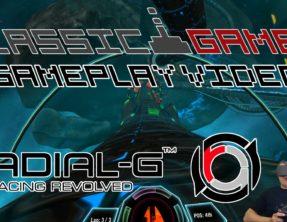Radial-G : Racing Revolved, piloter un vaisseau spatial de course
