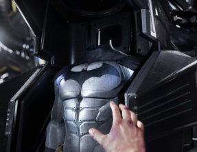 Batman Arkham: Incarnez Bruce Wayne en réalité virtuelle