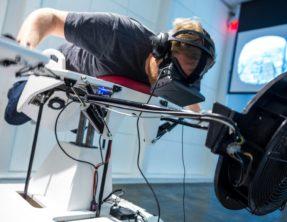 Birdly – L'accessoire VR qui donne des ailes