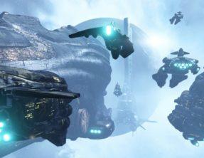 EVE Valkyrie oculus, partir à la conquête de l'espace