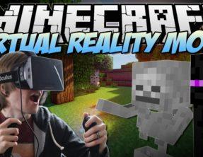 Minecraft VR, le célèbre jeu de légo adapté pour le réalité virtuelle