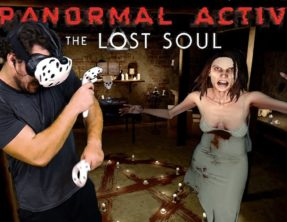 Paranormal Activity : The Lost Soul – explorez une maison hantée
