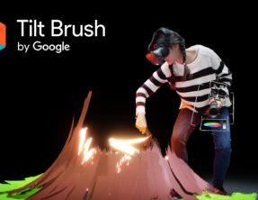 Tilt Brush, peindre en 3D